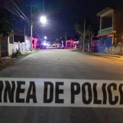 Asesinan a un hombre que reparaba un ventilador afuera de su casa en Cancún