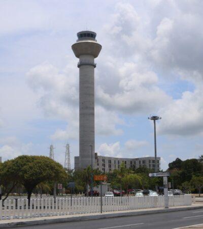 Cancún mantiene mínima, pero sostenida mejoría en ramo hotelero y aéreo