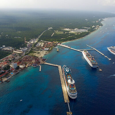 Planea naviera reanudar rutas de cruceros a Cozumel en agosto