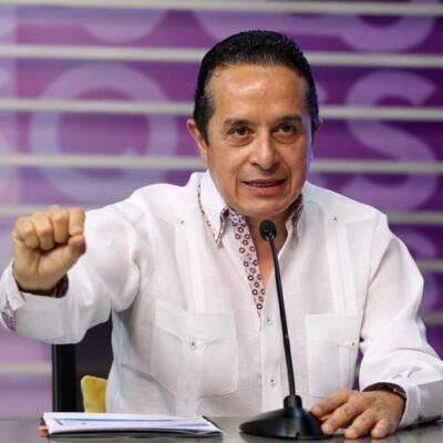 NO HABRÁ REAPERTURA EN TODAS PARTES NI AL MISMO TIEMPO: Dará a conocer Carlos Joaquín 'Nuevo Plan de Reactivación Económica' para Quintana Roo