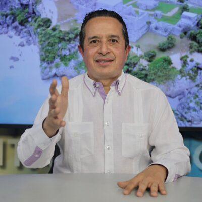 REAPERTURA CON MÁXIMA CAUTELA: Llama Carlos Joaquín a evitar un rebrote de contagios por COVID-19 que nos obligue a detener la reincorporación a las actividades productivas