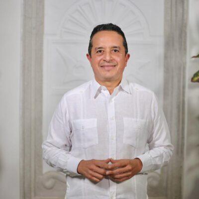 A pocos días de iniciar el retorno a las actividades económicas, advierte Carlos Joaquín que el proceso deberá ser gradual para proteger la salud de la gente