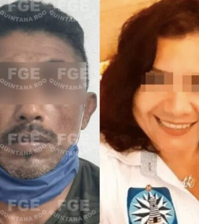 Vinculan a proceso a sujeto involucrado en feminicidio en Isla Mujeres