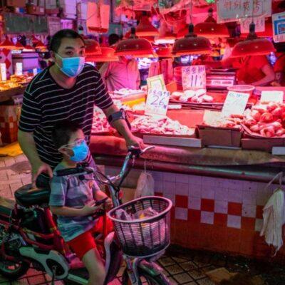 Reporta China al menos 12 nuevos casos de contagio local de coronavirus