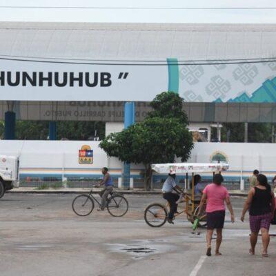 Habitantes de Chunhuhub denuncian exclusión de 350 familias en reparto de despensas