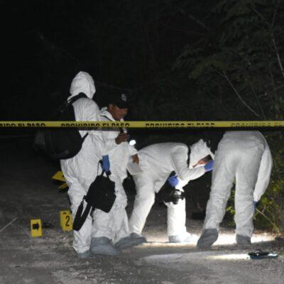 Hallan par de cadáveres en zona maya de Quintana Roo; presumen doble ejecución