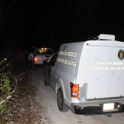 SEGUIMIENTO | Doble muerte de esta madrugada en Carrillo Puerto fue ejecución; eran hermanos