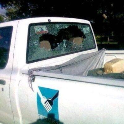 VIOLENTO ROBO EN EL SUR DE QR: Atacan a balazos a empleado que recolectaba dinero de tiendas Diconsa en la Ribera del Río Hondo
