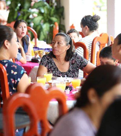 """""""EL MEJOR HOMENAJE ES CUIDARLAS"""": Llama Gobernador de Quintana Roo a no festejar masivamente el Día de las Madres"""