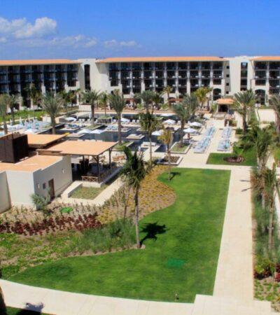 Presentan la Guía Básica de Protocolos de Salud y Saneamiento de Hoteles en la Riviera Maya