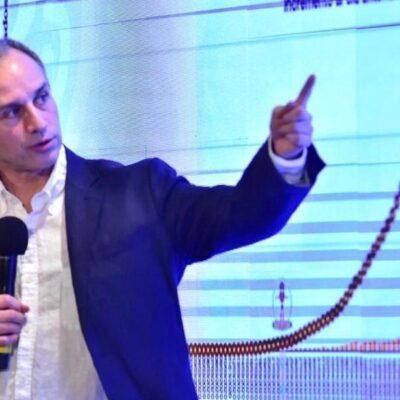 Tendría México 104,562 casos de coronavirus adicionales, según el modelo Centinela, dice López-Gatell