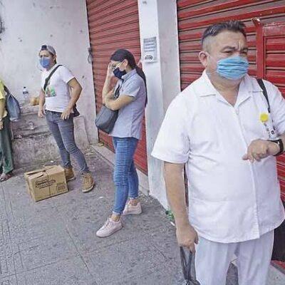 Se han recuperado 712 personas de Covid-19 en Yucatán; suman otros tres muertos y nuevos 31 contagios