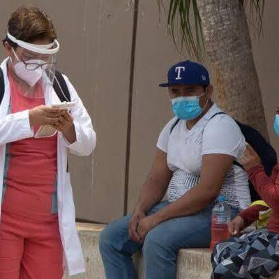 Otro día más con seis fallecimientos por COVID-19 en Yucatán; van mil 257 casos