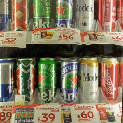 """Expendios de bebidas alcohólicas alistan medidas sanitarias al terminar la """"Ley Seca"""" en Yucatán"""
