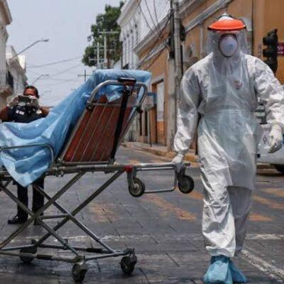 Con mil 581 casos de COVID-19 y 162 decesos, Yucatán no vuelve a la nueva normalidad el 1 de junio