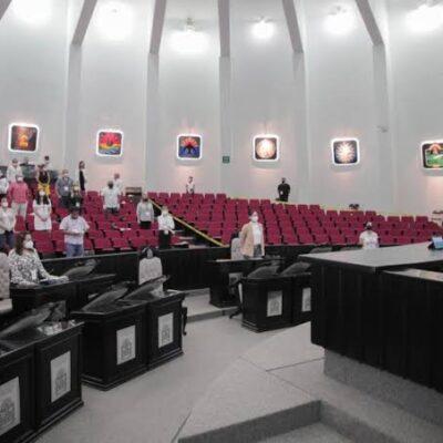 Congreso del Estado finalizará Período Ordinario de Sesiones el domingo, tras dos meses de parálisis legislativa