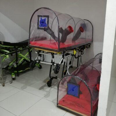 Personal médico de Cancún e Isla Mujeres enfrentan alto riesgo de contagio de COVID-19