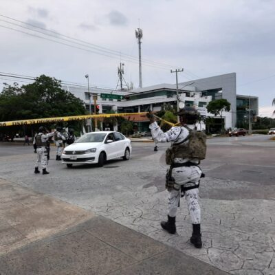 Catea FGR oficinas en Cancún