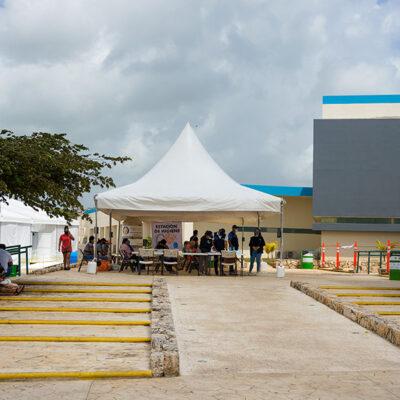 Asegura la Secretaría de Salud que médicos del Hospital General de Cancún sí tienen equipo médico