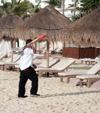 Se prepara personal para reapertura del hotel Sunset Royal el próximo 13 de junio