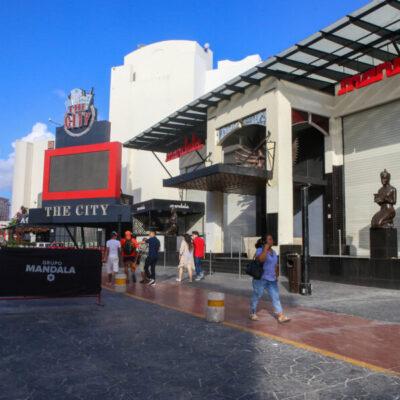 Se mantiene por debajo del 10% la ocupación hotelera en Cancún
