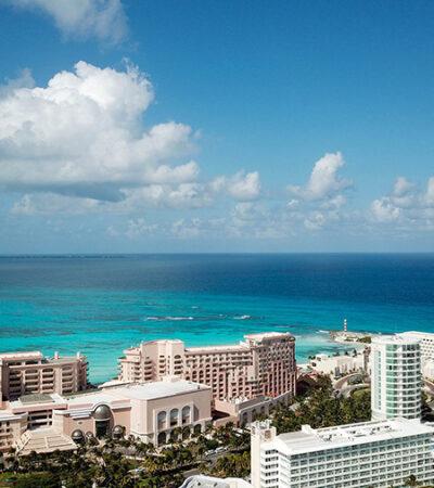 Mantiene Cancún ocupación hotelera arriba del 10% por segundo día consecutivo
