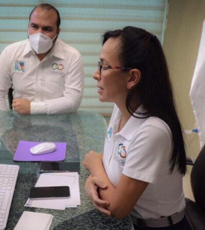 Propone Laura Fernández a la SRE un protocolo único de conectividad aérea para garantizar el flujo turístico a México