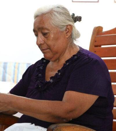 Refuerzan acciones para cuidar a personas de la tercera edad durante la contingencia sanitaria en Puerto Morelos