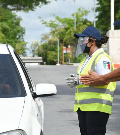 Advierte Laura Fernández que la reactivación económica en Puerto Morelos requiere disciplina y responsabilidad; pide a ciudadanos mantener aislamiento y a las empresas establecer protocolos sanitarios