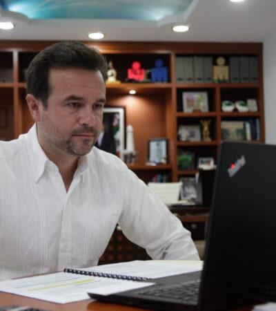 Refuerzan acciones del Plan Estratégico de Reactivación Económica y Turística de Cozumel