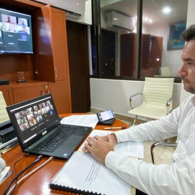 Aprueba Cabildo de Cozumel propuesta para diferir de cuatro hasta seis meses el pago de los intereses de la deuda pública