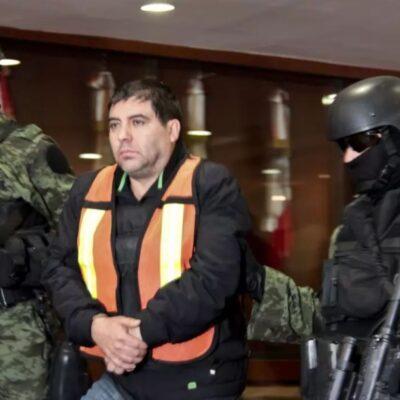 'El Inge', exoperador del 'Chapo', es extraditado a los Estados Unidos