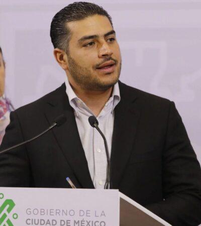 Atentan contra Omar García Harfuch, secretario de Seguridad Ciudadana de la CDMX; hay 12 detenidos
