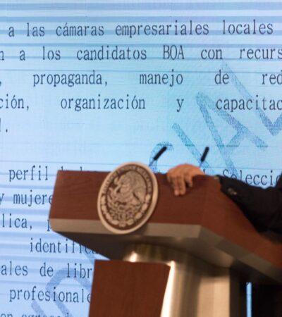 BOA SIN 'DUEÑO': Todos se deslindan del supuesto plan 'Rescatemos México'