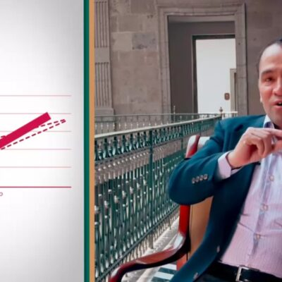 VIDEO | Prevé Hacienda recuperación económica tipo 'Nike' tras pandemia