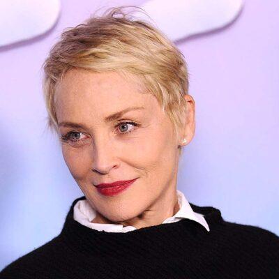 Sharon Stone es fulminada por un rayo y vive para contarlo…