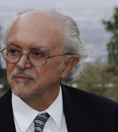 PAN propone a Mario Molina para sustituir a López-Gatell en combate a la pandemia de COVID-19