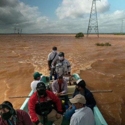 Emiten Declaratoria de Desastre en 75 municipios de Yucatán por daños de 'Cristóba'l