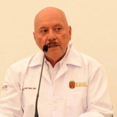 Secretario de Salud de Chiapas piensa que el polvo del Sahara es traído por extranjeros