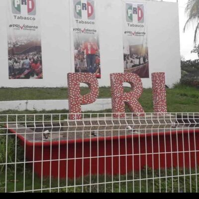 PRI 'CALIENTA' AMBIENTE ELECTORAL: Revelan mayor aceptación del tricolor en Tabasco