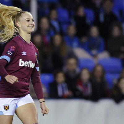 VIDEO | Alisha Lehmann se luce con un increíble gol de rabona al ángulo durante entrenamiento