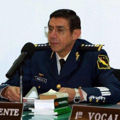 Calderón encarcelaba a militares que osaran acusar a García Luna