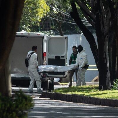 Familia de víctima civil por atentado a jefe policiaco recrimina trato recibido por las autoridades