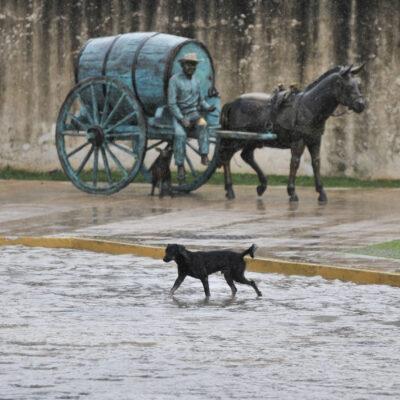 'Cristóbal' se mantendrá en la bahía de Campeche provocando lluvias torrenciales