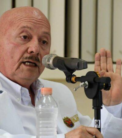 Recuperados de COVID-19 'quedan medio chafiretes', según el secretario de Salud de Chiapas