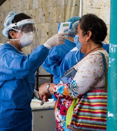 IMPARABLE: México reporta 5 mil 432 nuevos contagios y 648 defunciones en 24 horas