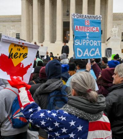 Corte Suprema de EU rechaza terminar con el programa DACA