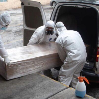 Casos confirmados de COVID-19  en México superan a los de Alemania; muertes llegan a 24 mil 324