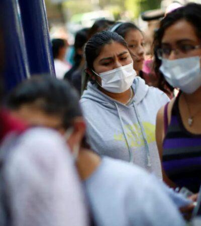 México acumula 212 mil 802 casos confirmados de COVID-19 y 26 mil 381 decesos