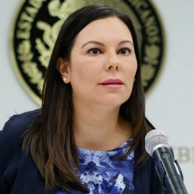 PT exige renuncia de la panista Laura Rojas a la presidencia de la Cámara de Diputados